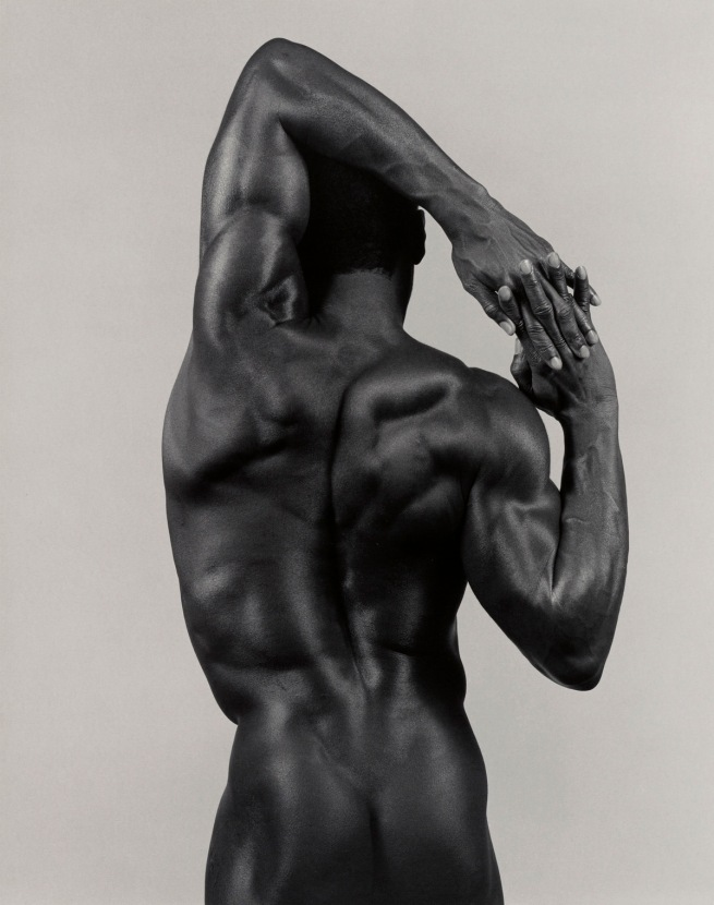 Robert Mapplethorpe (American, 1946-1989) 'Derrick Cross' 1983