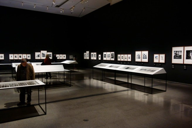 Installation views of the exhibition 'Henry Talbot: 1960s Fashion Photographer' at The Ian Potter Centre: NGV Australia, Melbourne