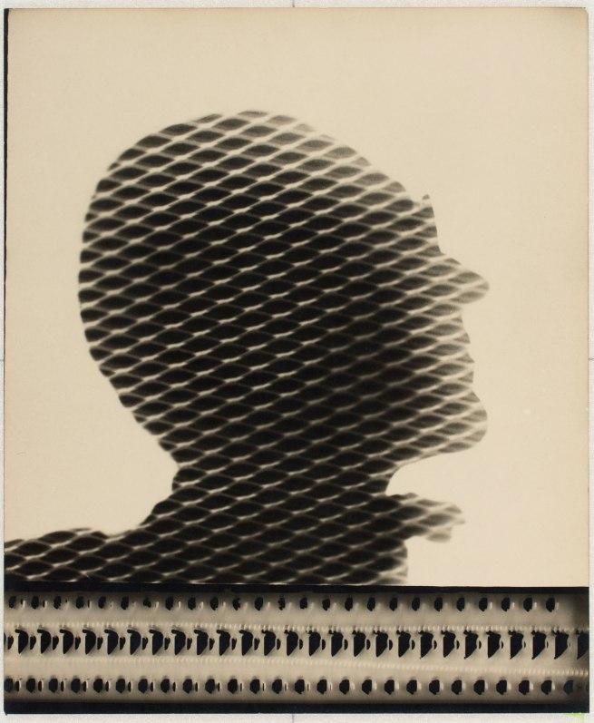 Len Lye (NZ) 'Le Corbusier' 1947