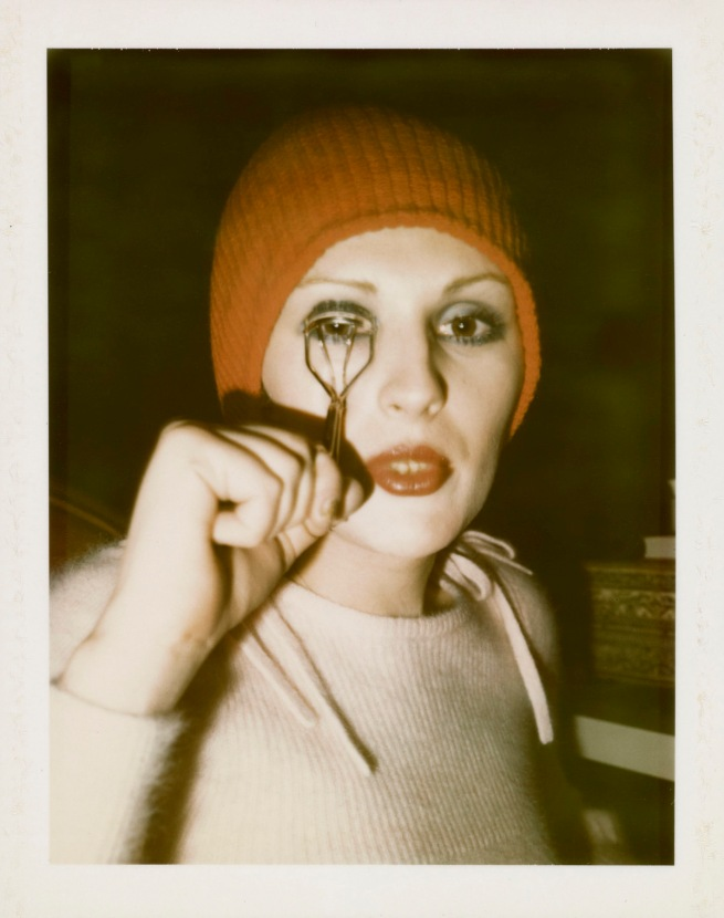 Robert Mapplethorpe (American, 1946-1989) 'Candy Darling' 1972