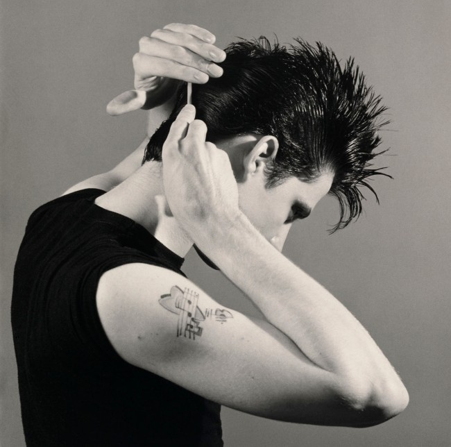 Robert Mapplethorpe (American, 1946-1989) 'Tim Scott' 1980