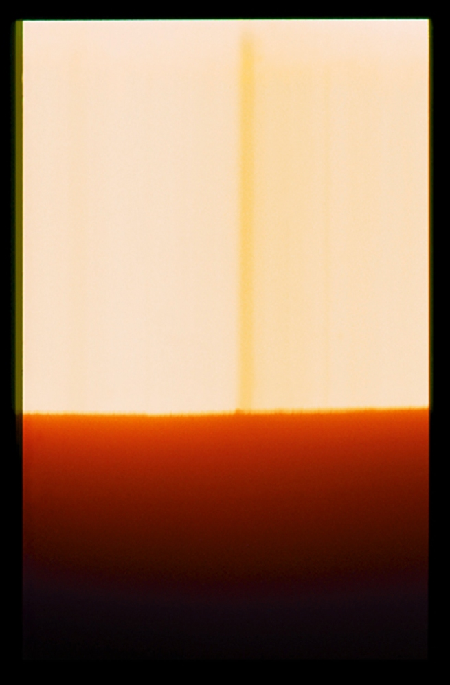 Robert Owen (Australia) 'Endings (Rothko died today) - Kodachrome 64, No. 21, 26/02/1970' 2009