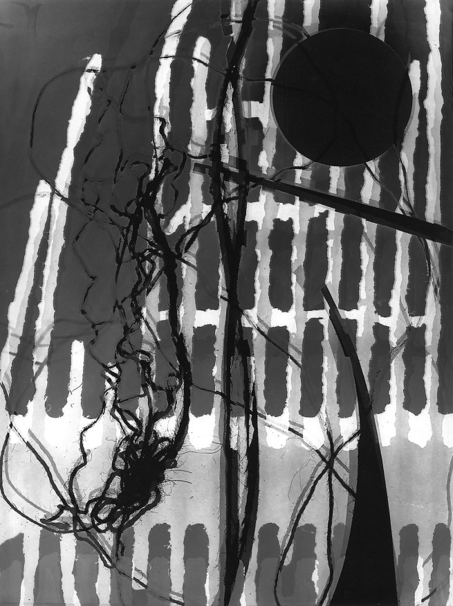Roger Catherineau (France) 'Photogramme' 1957