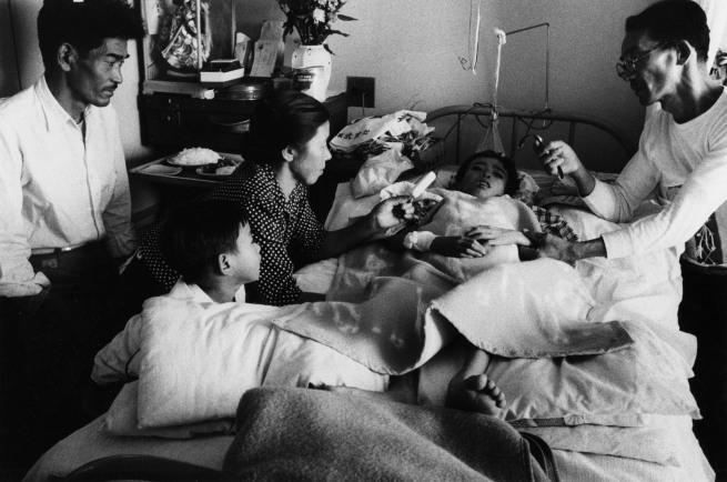 Ken Domon. 'La morte di Keiji [The death of Keiji]' 1957
