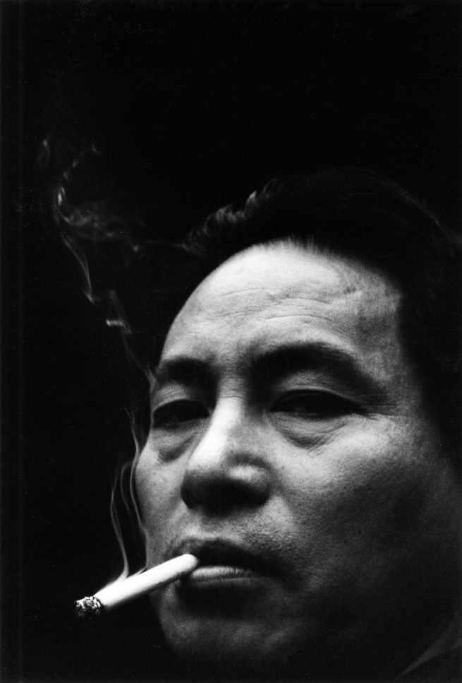 Ken Domon. 'Autoritratto [Self-portrait]' 1958