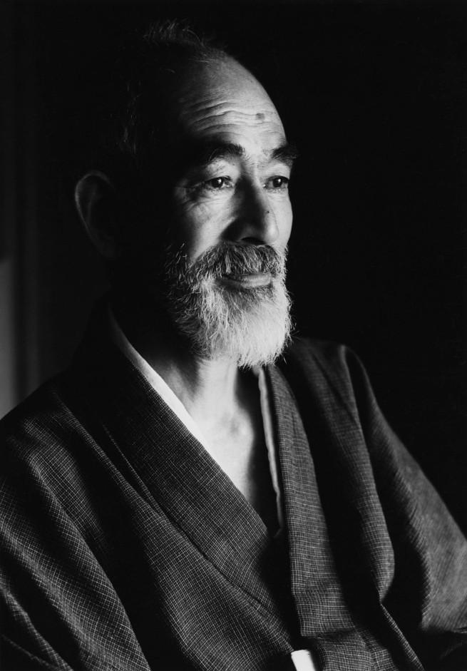 Ken Domon. 'Shiga Naoya (scrittore/writer)' 1951