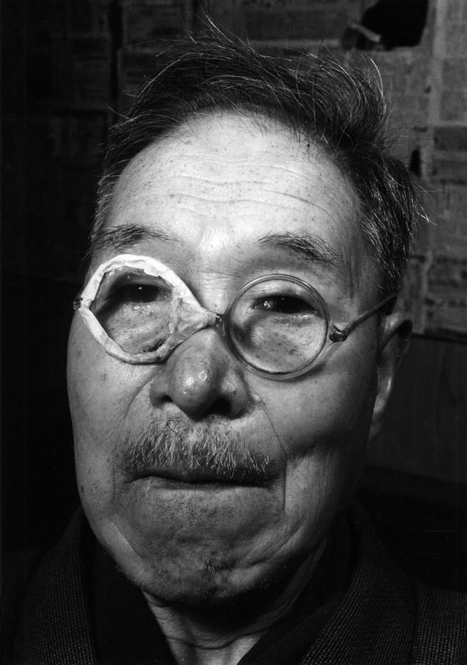 Ken Domon. 'Shiga Kiyoshi (medico ricercatore/medical researcher)' 1949