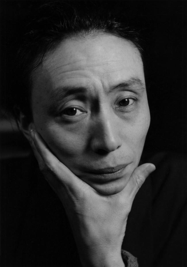 Ken Domon. 'Takami Jun (scrittore/writer)' 1948