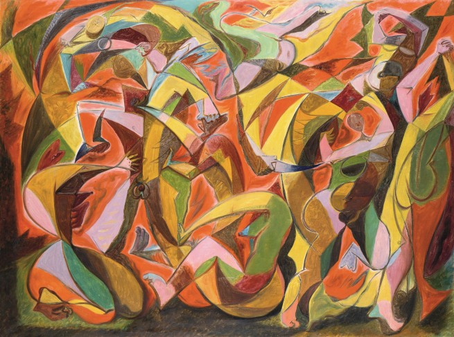 André Masson (1896-1987) 'Massacre' 1931