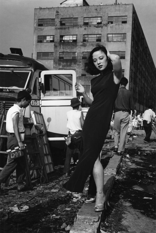 Ken Domon. 'L'attrice Yamaguchi Yoshiko [The actress Yoshiko Yamaguchi]' 1952