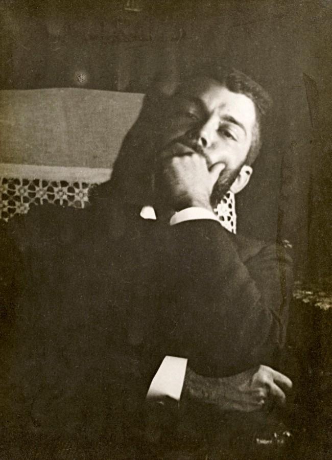 Edgar Degas. 'Daniel Halévy' 14 October 1895