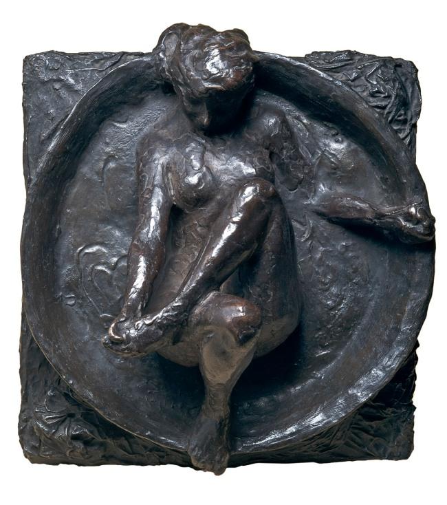 Edgar Degas. 'The tub' 1888-89