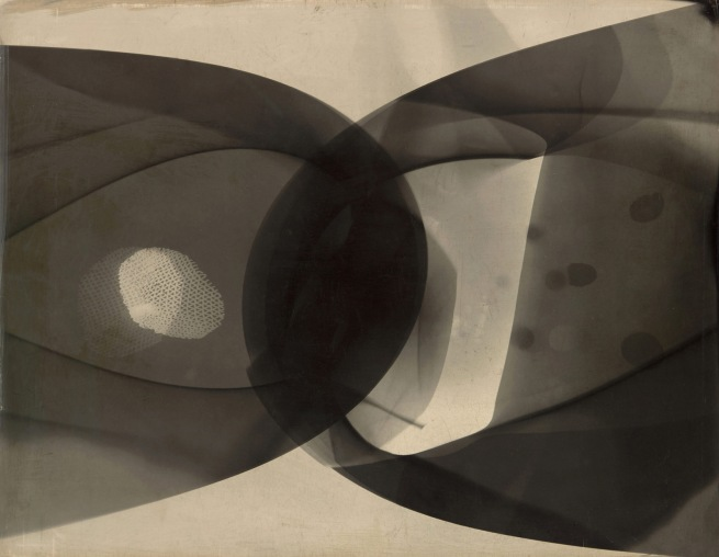 László Moholy-Nagy. 'Photogram' 1941