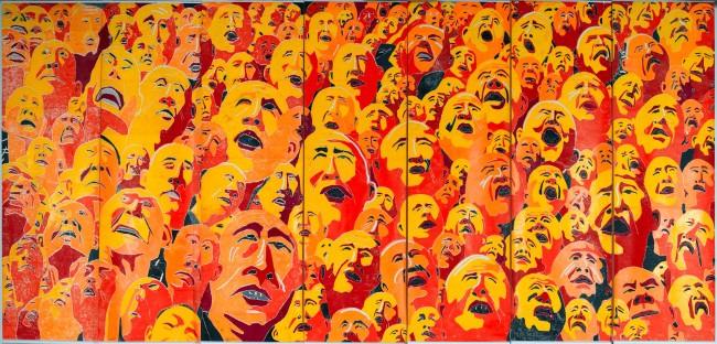 Lijun Fang. 'Sans titre' 2003