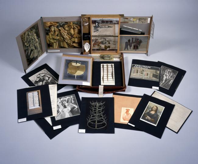 Marcel Duchamp (1887–1968) 'La Boîte-en-valise (Box in a Suitcase)' 1935–41
