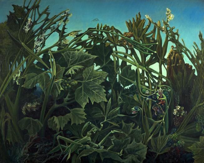 Max Ernst (1891–1976) 'La Joie de vivre [The Joy of Life]' 1936