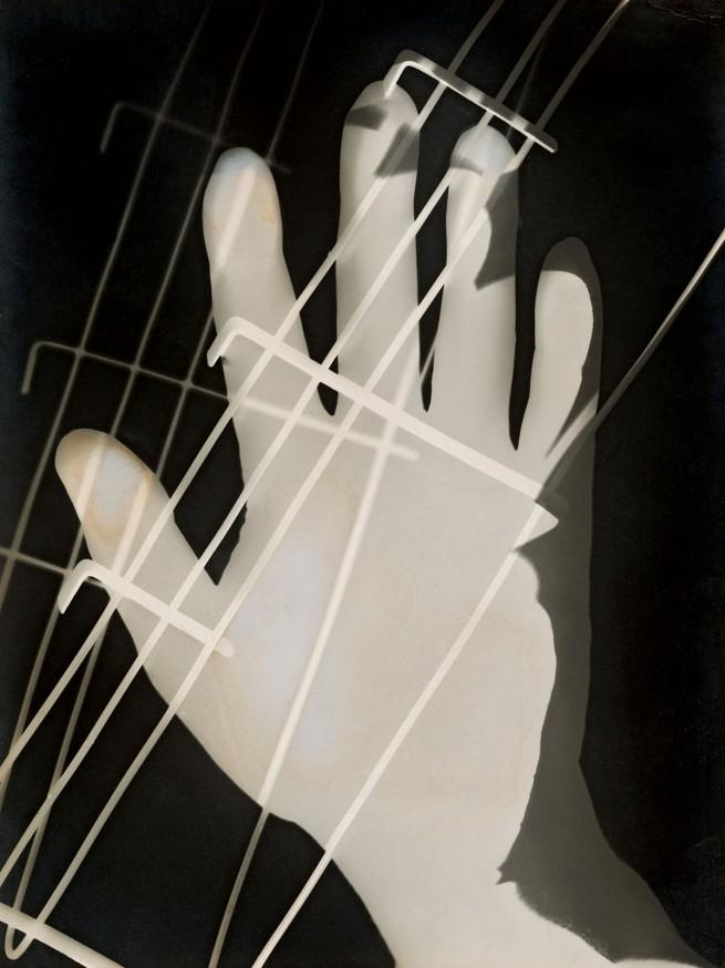 László Moholy-Nagy. 'Photogram' 1926