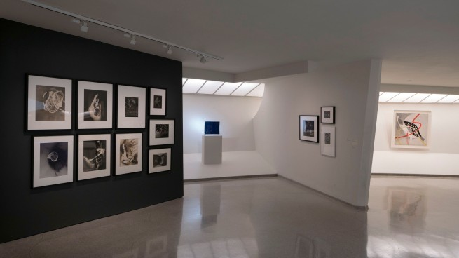 Installation view: 'Moholy-Nagy: Future Present', Solomon R. Guggenheim Museum, New York, May 27–September 7, 2016