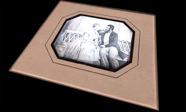 3D Digitization of Jean-Gabriel Eynard. 'Charles et Mathilde Horngascher-Odier' 1845
