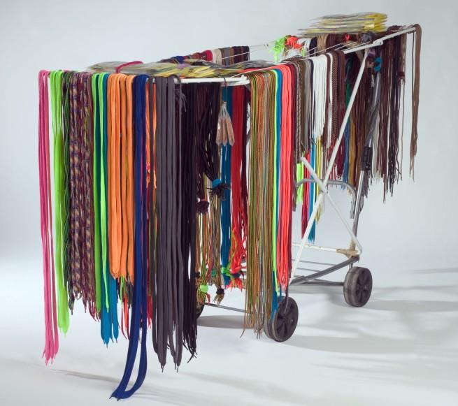 Pawel Althamer. 'Tecza' (Rainbow) 2004