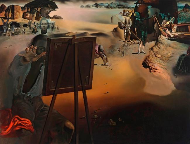 Salvador Dali (1904-1989) 'Impressions d'Afrique (Impressions of Africa)' 1938