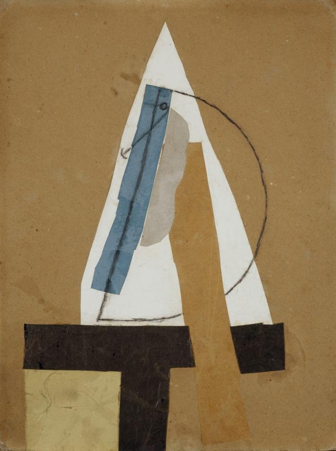 Pablo Picasso (1881–1973) 'Tête [Head]' 1913