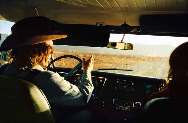 William Eggleston. 'Untitled, 1970-74' (Dennis Hopper)