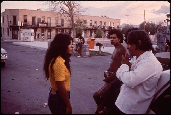 Danny Lyon. 'El Paso, Texas' 1975