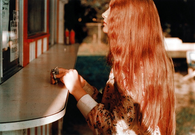 William Eggleston. 'Untitled, 1974' (Biloxi, Mississippi)