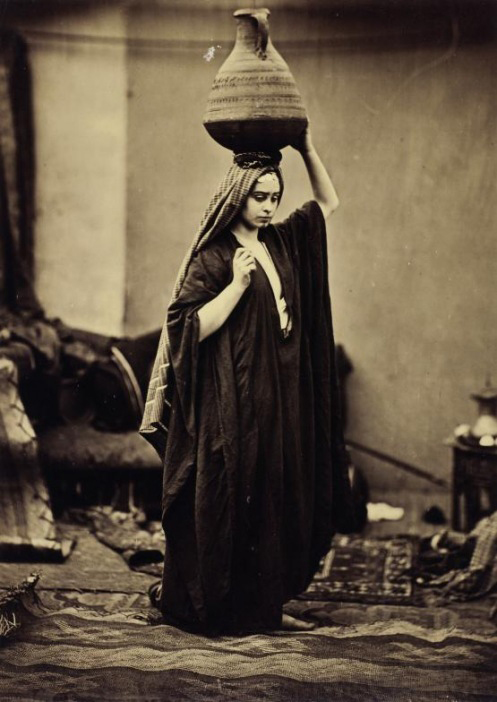 Roger Fenton. 'The Water Carrier' 1858
