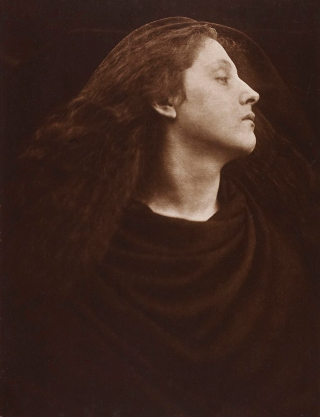 Julia Margaret Cameron. 'Call, I Follow, I Follow, Let Me Die!' 1867