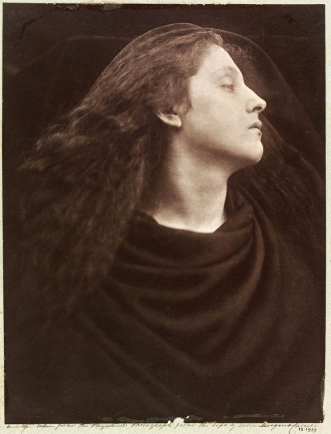 Julia Margaret Cameron. 'Call, I Follow, I Follow, Let Me Die!' 1867