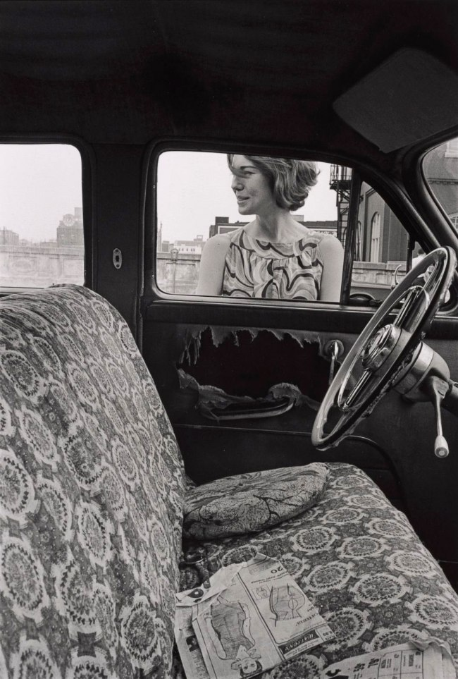 Danny Lyon. 'Leslie, Downtown Knoxville' 1967