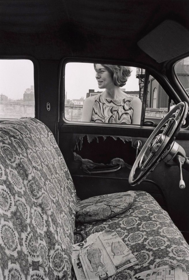 Danny Lyon. 'Leslie, Downtown Knoxville' 1967
