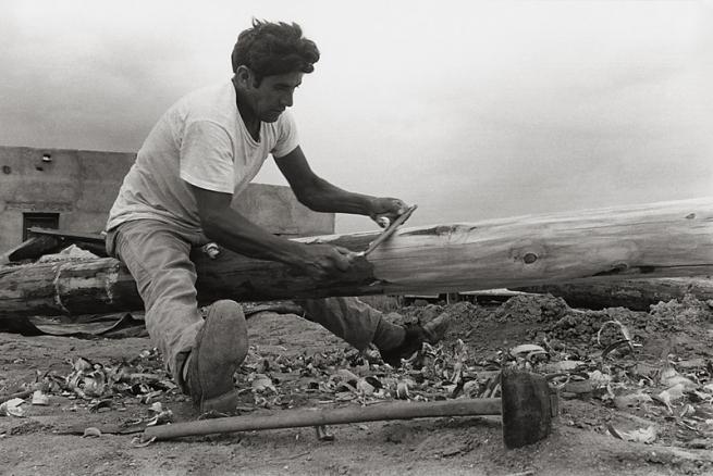 Danny Lyon. 'Eddie, New Mexico' 1972