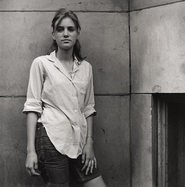 Danny Lyon. 'Kathy, Uptown, Chicago' 1965