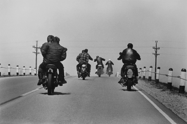 Danny Lyon. 'Route 12, Wisconsin' 1963