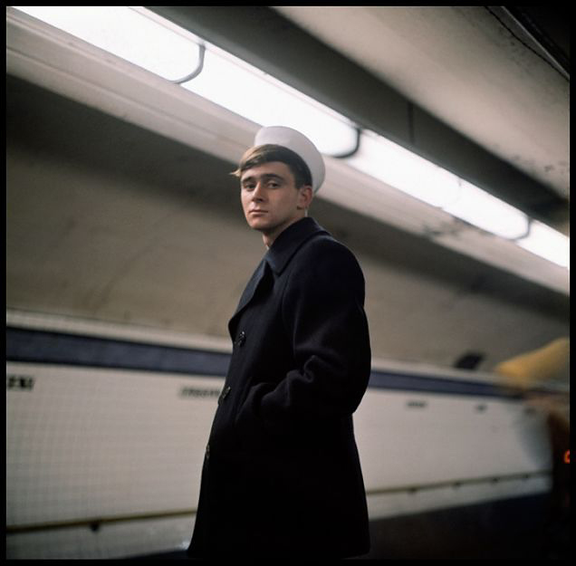 Danny Lyon. 'Subway, New York' 1966 (printed 2015)