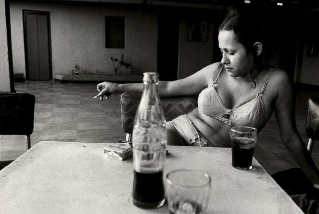 Danny Lyon. 'Mary, Santa Marta, Colombia' 1972