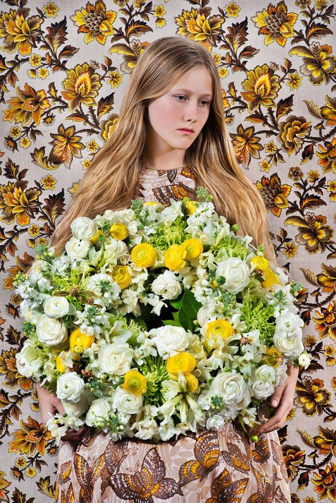 Polixeni Papapetrou. 'Flora' 2016