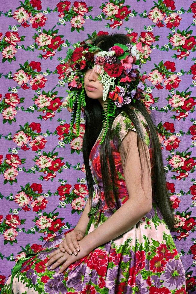 Polixeni Papapetrou. 'Rhodora' 2016