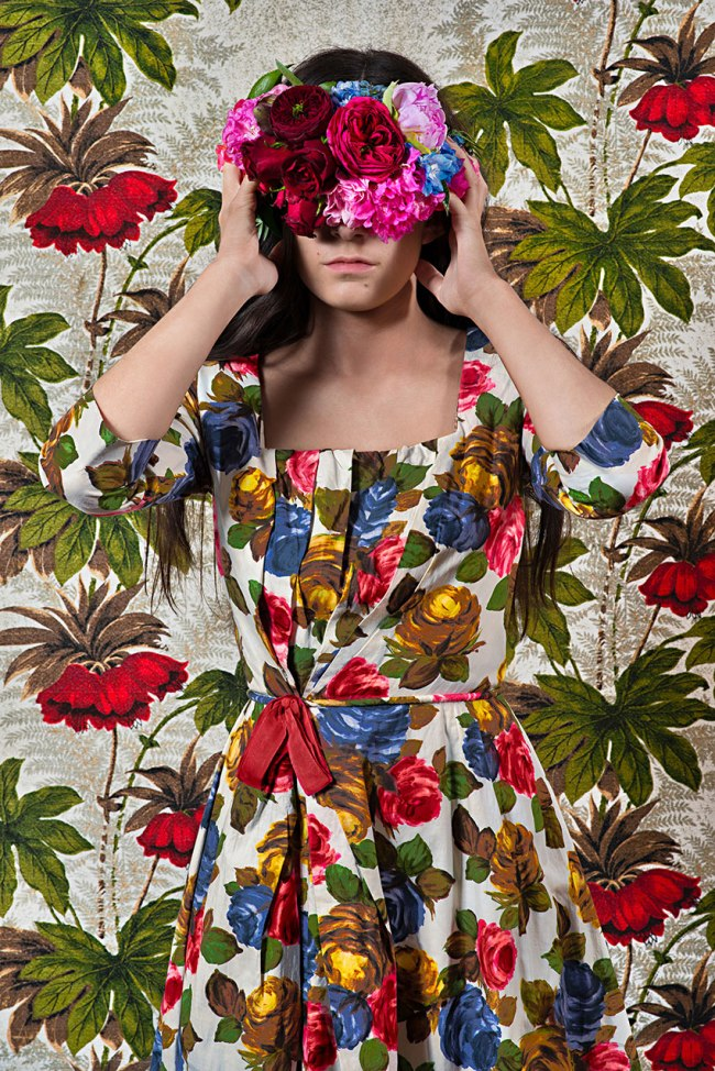 Polixeni Papapetrou. 'Blinded' from 'Eden', 2016