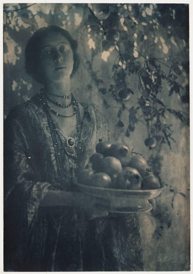 Minna Keene. 'Decorative Study' c. 1906