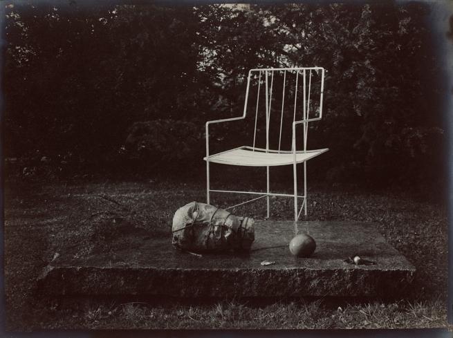 Josef Sudek. 'Dans le jardin' 1954-1959