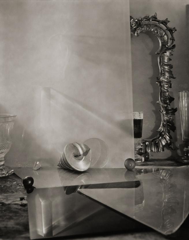 Josef Sudek. 'Labyrinthe de verre' c. 1968-1972