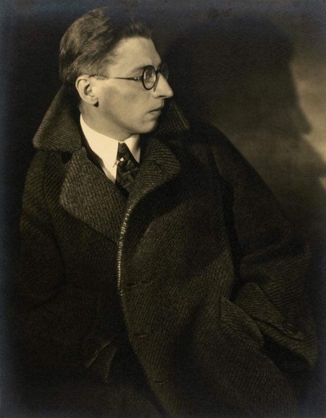 Josef Sudek. 'Portrait de mon ami Funke' 1924