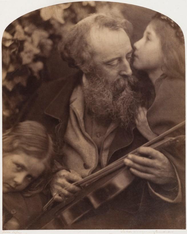 Julia Margaret Cameron (1815-1879) 'Whisper of the Muse' 1865