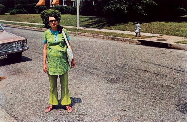 William Eggleston. 'Untitled' 1970-1973