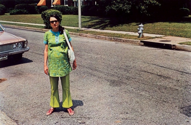 William Eggleston. 'Untitled' 1970-1973