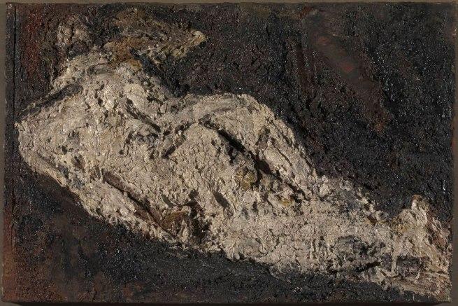 Frank Auerbach (born 1931) 'E. O. W. Nude' 1953-1954